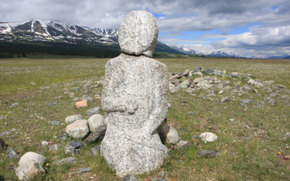 Ancient archeological sites of Mongolia